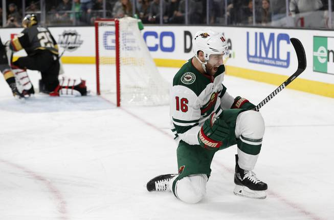 Las Vegas Native Zucker Scores In Win Over Golden Knights In