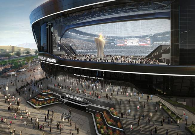 From functional to fancy, NFL stadiums have made a huge ...