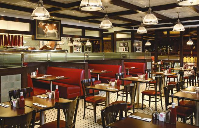 Carnegie Deli, with its famed sandwiches, set to close at Mirage ...