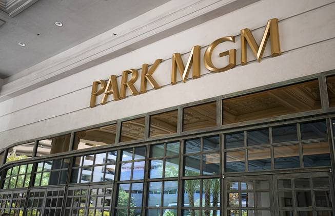 Old Monte Carlo Becomes The New Park Mgm Las Vegas Sun Newspaper