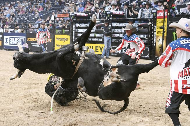 PBR World Finals, Night One -