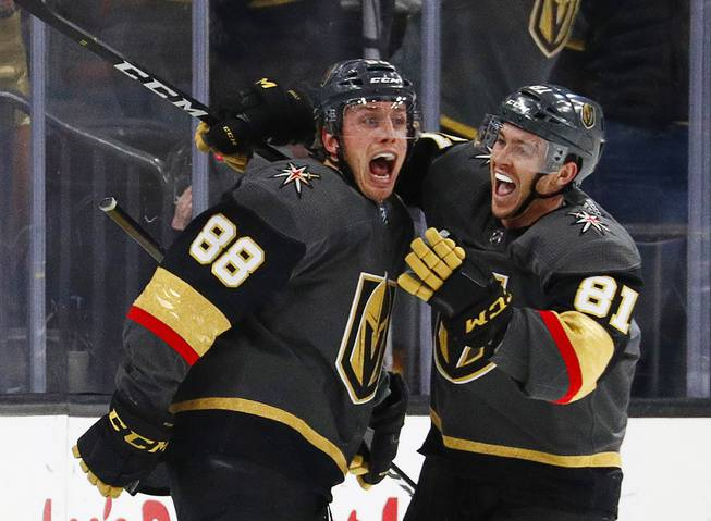 Golden Knights Defeat Capitals 5-3