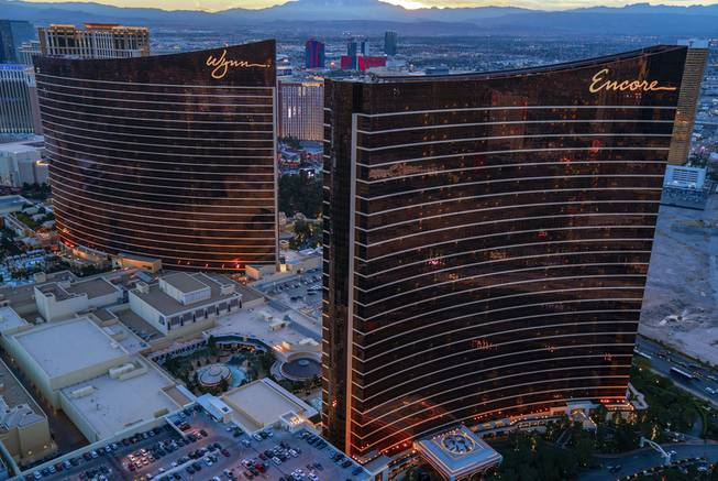 Wynn Encore To Offer Free Self Parking Without Restrictions Las Vegas Sun Newspaper