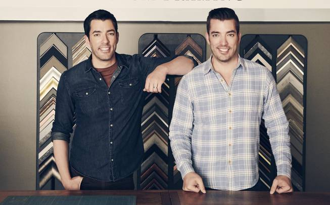 Property Brothers Jonathan And Drew Scott Are Hy To Call Las