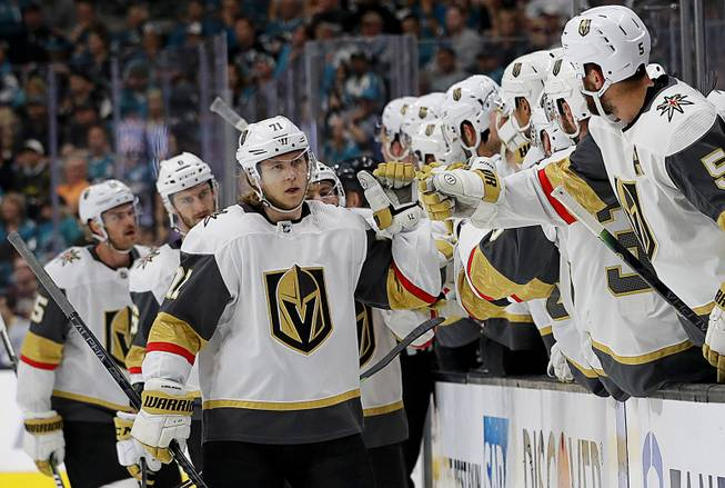 Here's one way the Golden Knights can solve their salary cap