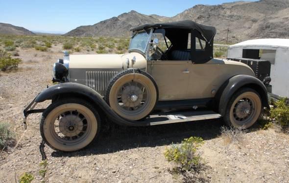 Man, 85, Killed In Crash Of Replica Antique Car