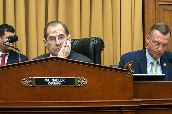 House Committee Moving Ahead With Contempt Vote For Barr