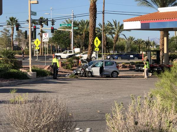 Pedestrian Struck By Car, Killed Near Henderson Bus Stop