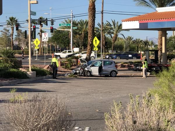 Pedestrian Struck By Car, Killed Near Henderson Bus Stop
