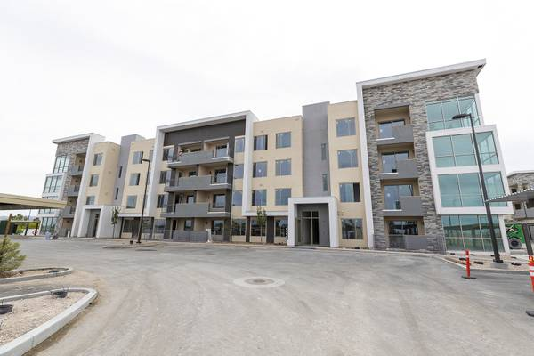 Summerlin's Tanager Apartments Garnering Interest Ahead Of