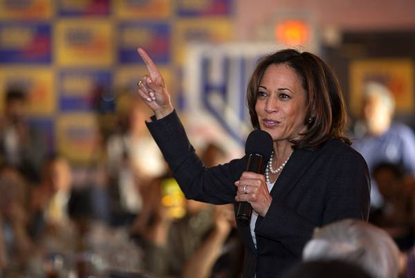 In Las Vegas, Kamala Harris Calls Trump Immigration Plan