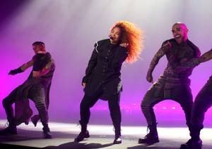 Janet Jackson Launches New Residency