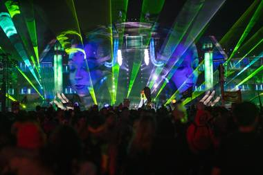 "The electronic music gathering's 10th Vegas edition will also feature the debut of a new stage: the skyLAB, ""EDC's dedicated home for house music."""