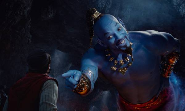 Recreating 'Aladdin's' Magic With Will Smith And Fresh