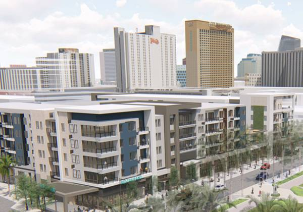 Luxury Apartment, Retail Complex Breaks Ground At Symphony