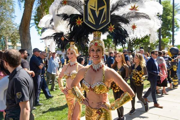 Golden Knights to unveil AHL team name, logo on Thursday