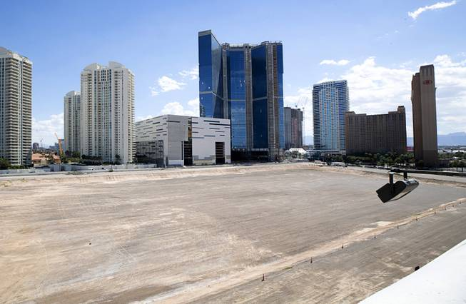 Construction Continues in Las Vegas