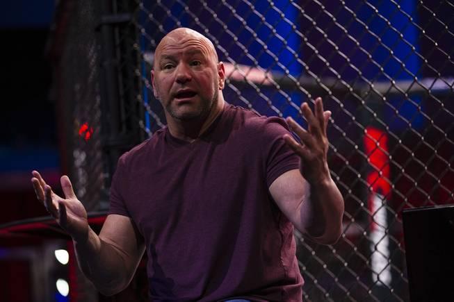 New UFC Apex Facility Tour