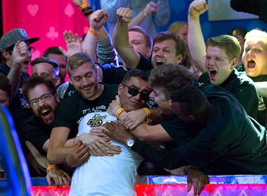 The World Series of Poker will not be held over the summer in Las Vegas for the first time in 16 years, but tournament organizers are still determined to stage the event for a 51st ...