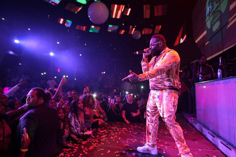 Rick Ross at The LIGHT Nightclub - Las Vegas Weekly
