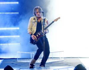 Keith Urban at Newly Upgraded Colosseum