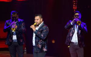 Banda MS performs at Zappos Theater