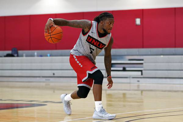 Analysis: David Jenkins is star scorer UNLV needs
