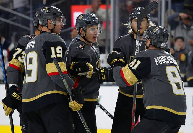 2019 Preseason: VGK vs Sharks