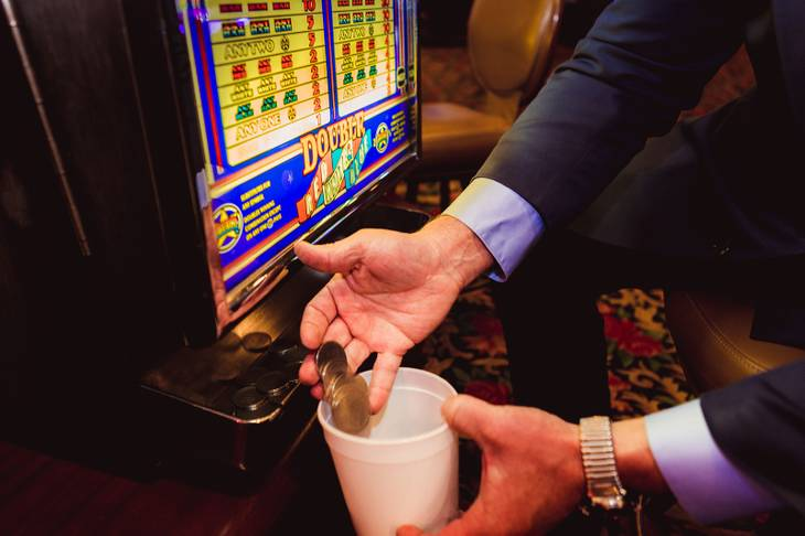 Coin slot machines offer old-school Vegas experience at El Cortez - VEGAS  INC
