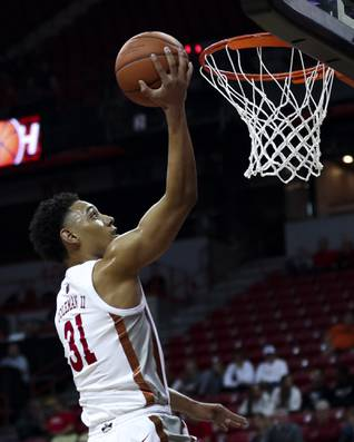 UNLV basketball forced to get creative with thin roster