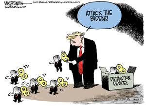 Smith's World: 111219 smith cartoon trump