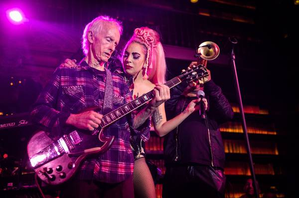 Weekend Rewind: The Doors' Robby Krieger with Lady Gaga and more
