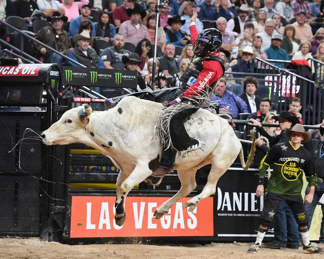 Pro Bull Riders World Finals