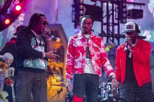 Migos at Drai's Nightclub 11/2/19