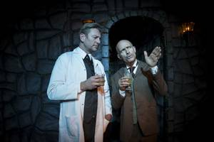 'HOLMES AND WATSON' at Art Square Theatre