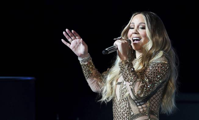 Best Bets: Mariah Carey, Aerosmith, Paul Anka and more for your Las Vegas weekend