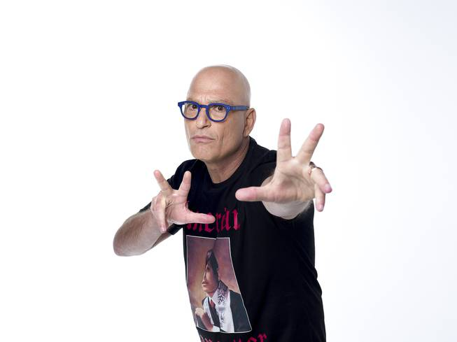 Howie Mandel finds comedy freedom at Paris Las Vegas