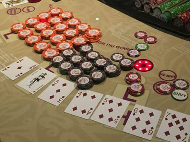 Player hits $2.3 million pai gow poker jackpot at Paris Las Vegas - Las  Vegas Sun Newspaper