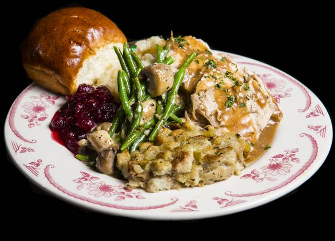Thanksgiving Dining Guide: A cornucopia of Las Vegas meal options