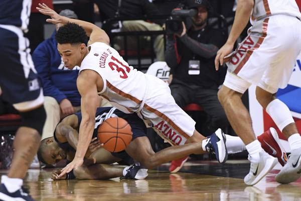 'No moral victory': Rebels disappointed in loss to No. 4 San Diego State