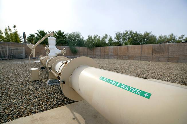 Las Vegas groundwater management a success, but overpumping issues loom