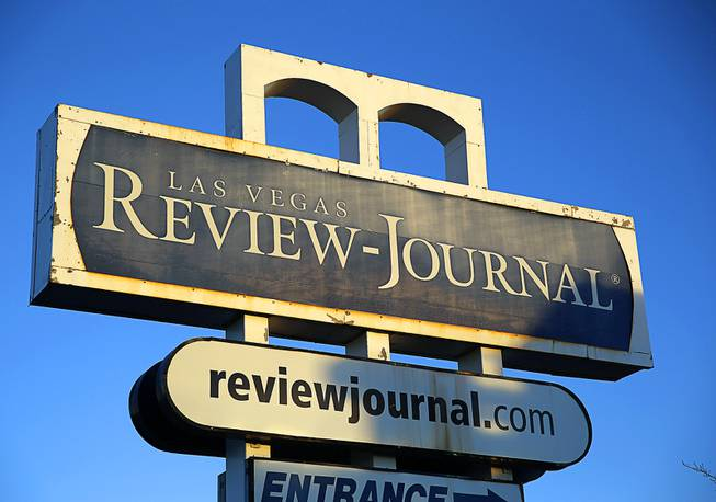 R-J wants documents in lawsuit with Sun withheld from public