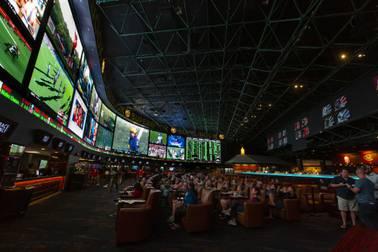 Las vegas hilton superbook proposition betting sheets amount bet on superbowl