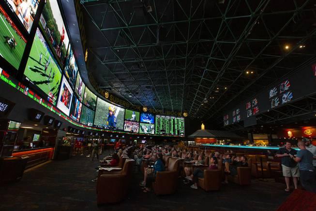 Westgate las vegas sports book betting lines abetting criminal code of ghana