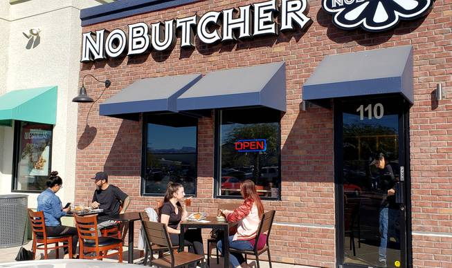 No Butcher adds a satisfying new deli experience to the vegan dining scene