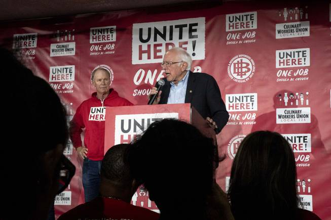 One-on-one: Bernie Sanders talks Medicare for All, affordable housing