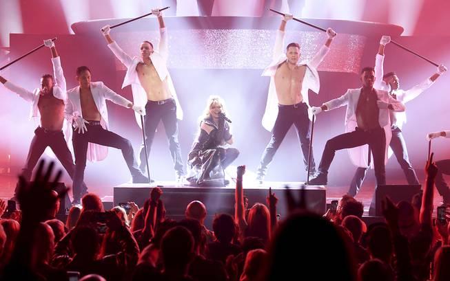 Shania Twain 'Let's Go!' Opening Night