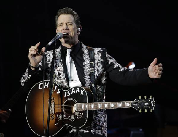 Best Bets: Las Vegas Bowl, Chris Isaak, Bill Burr and more for your Las Vegas weekend