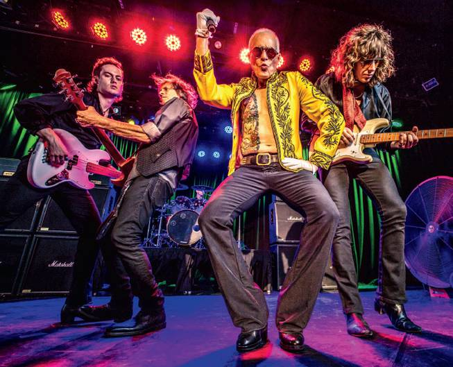 Sun on the Strip Podcast: Catching up with David Lee Roth
