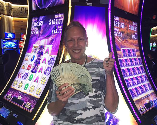 Canadian wins $775K jackpot at Pahrump casino - Las Vegas Sun Newspaper